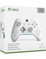Microsoft - Mando Wireless Sport White Edición Especial (Xbox One)
