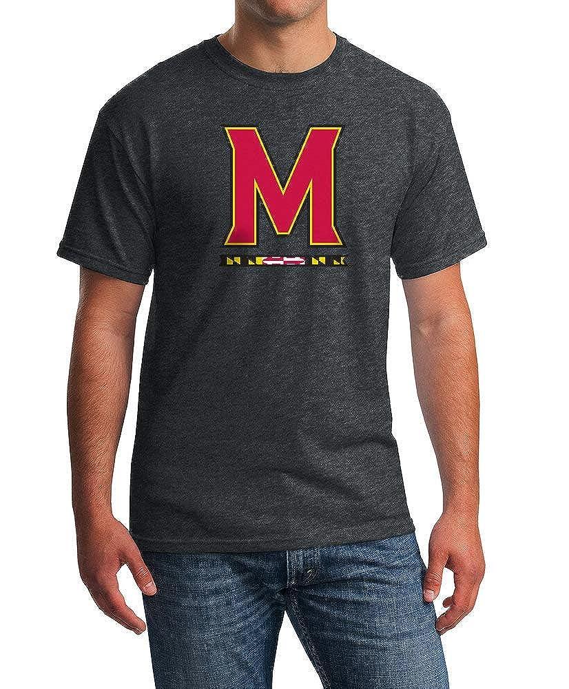 Elite Fan Shop NCAA T Shirt Charcoal Icon