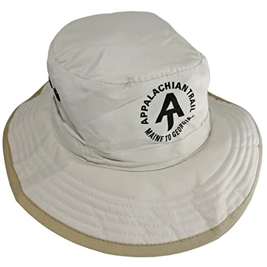 b080f532371 Appalachian Trail Wicking Bucket Hat with UPF 50 Khaki at Amazon ...