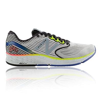 7960c4d4ac4 New Balance 890V6 London Marathon Edition Chaussures de Course à Pied pour  Femme  Amazon.fr  Chaussures et Sacs