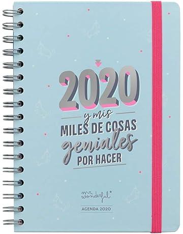 Amazones Agendas Y Calendarios Oficina Y Papelería