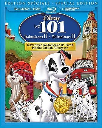 Les 101 Dalmatiens Ii L Aventure Londonienne De Patch Blu Ray
