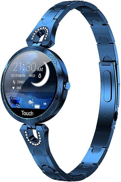 Amazon.com: HX0945 AK15 reloj inteligente para mujer ...
