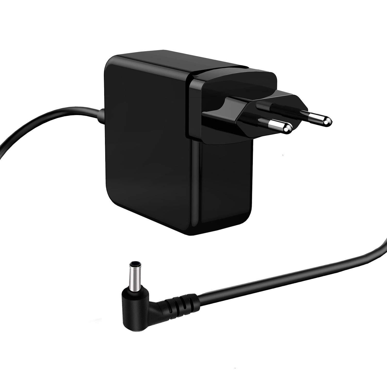 Purpleleaf Adaptador de CA Silm Portátil Cargador Portátil para ASUS X541 X541UA X541U X541S X541SA X541SC Fuente de Alimentación ASUS Fácil de ...