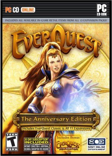 Amazon com: Everquest I: The Anniversary Edition - PC: Video Games