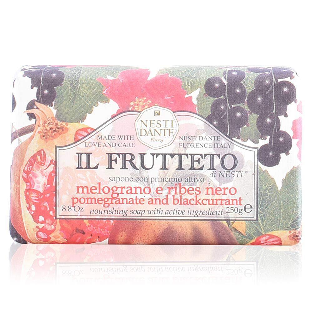 Il Frutteto Nourishing Soap - Pomegranate & Blackcurrant - 250g/8.8oz B000HLCFEG