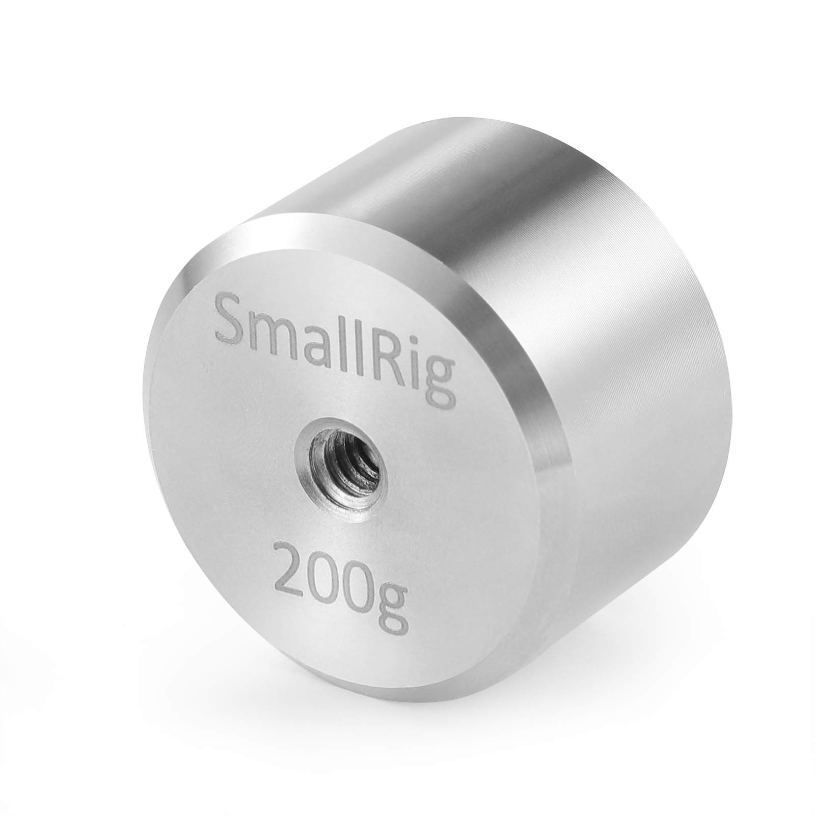 Smallrig 2285 Removable Counterweight Threaded Weight(200...