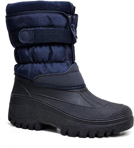 GroundWork LS88, stivali invernali in gomma da uomo