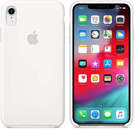 Cover iPhone XR Custodia Antiurto Gomma Gel Silicio o con Fodera