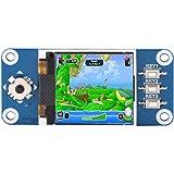 Richer-R Raspberry Pi用 LCDスクリーン 1.44インチLCDディスプレイ LCDスクリーンディスプレイモジュール 液晶モニター 液晶ディスプレイ ラズベリーパイモニタ交換用 ラズベリーパイ2B / 3B / Zero/Zero W用