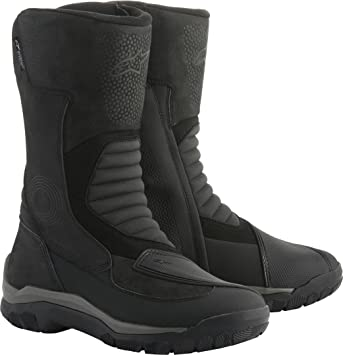 Black Street Ankle Motorcycle Boots