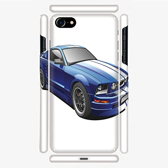 Amazon com: Phone Case Compatible with 3D Printed iPhone 7/iPhone 8