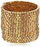 ABS By Allen Schwartz Gold-Tone Bracelet
