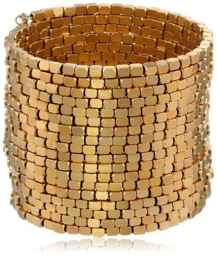 ABS By Allen Schwartz Gold-Tone Bracelet by A B S BY ALLEN SCHWARTZ