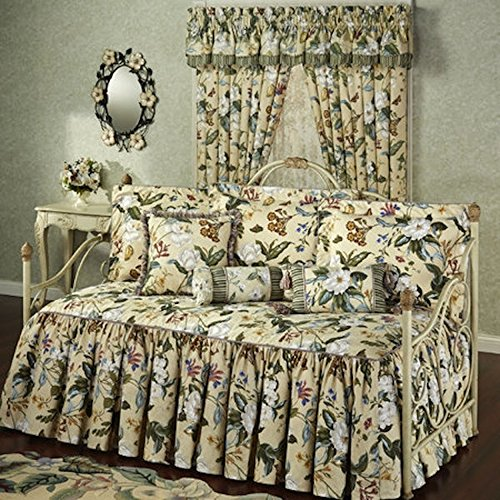 4 Piece Daybed Comforter - Garden Images 4 Piece Daybed Comforter Set By Williwmasburg