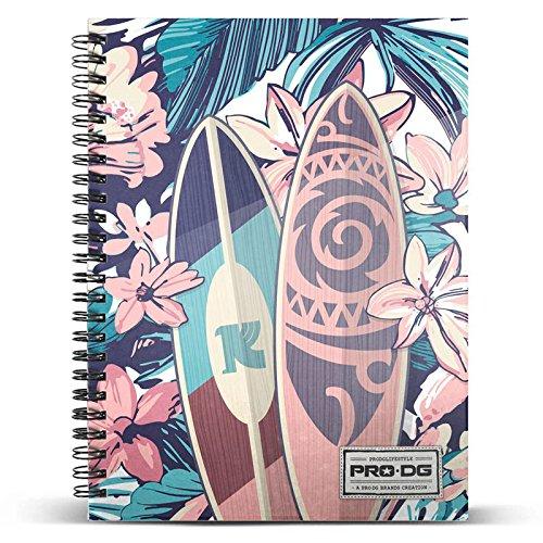Prodg Prodg Din A4 Notebook Samoa Handtaschenhalter 30 Cm