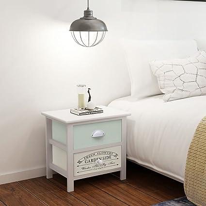 XINGLIEU mobili per camera da letto Leisure francese comodino in ...