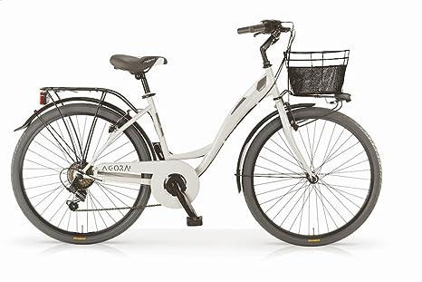 Bici Mbm Agorà Da Donna Telaio In Alluminio 26 6 Velocità