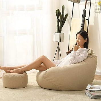 AINIYF Saco de sofá - Sillones de felpa ultra suave Sillas ...
