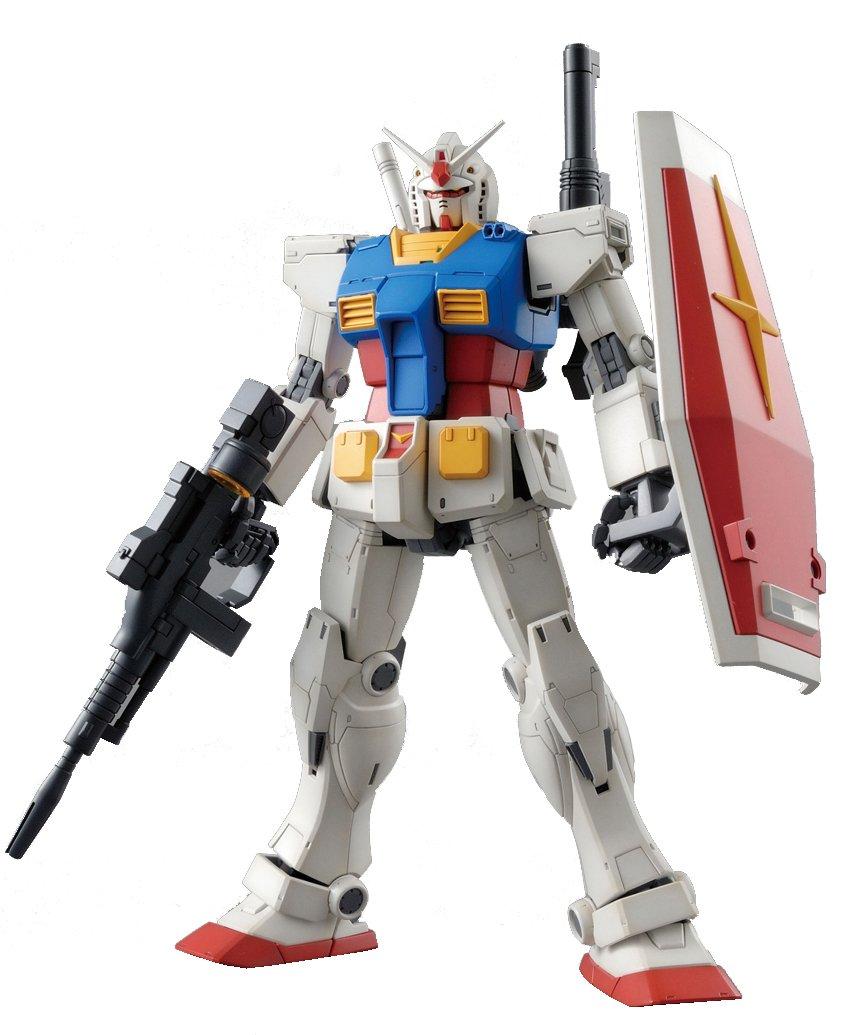 "RX-78 T Amazon.com: Bandai Hobby MG 1/100 RX-78 ""Gundam The Origin"" Model Kit: Toys & Games"