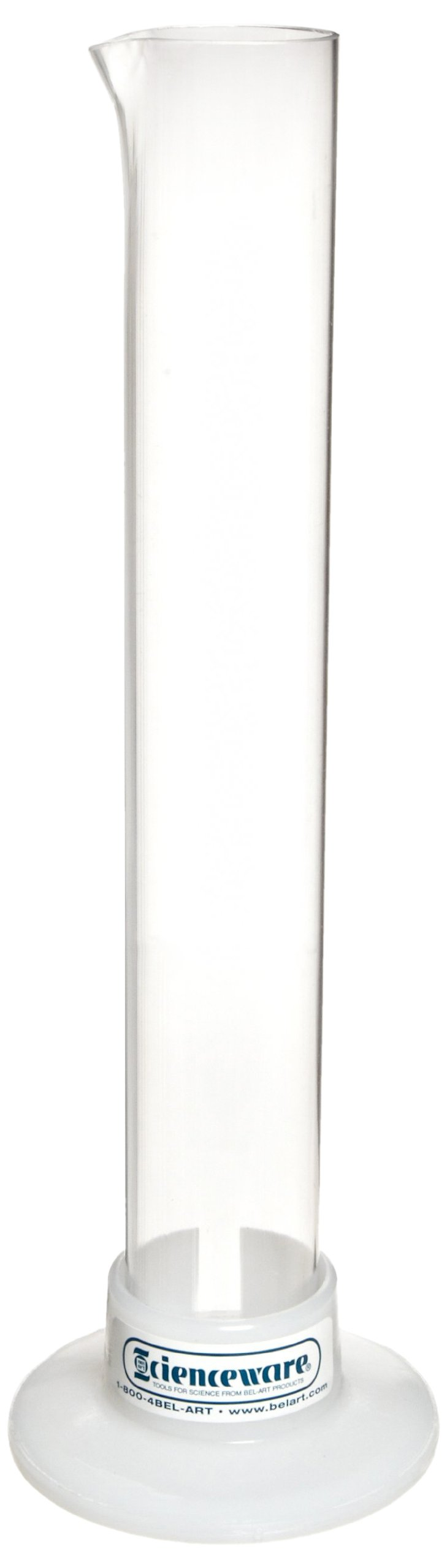 Bel-Art Clear Polycarbonate Hydrometer Jar (H17817-0000) by SP Scienceware