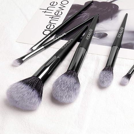 Amazon.com: DICPOLIA Juego de brochas de maquillaje de ...