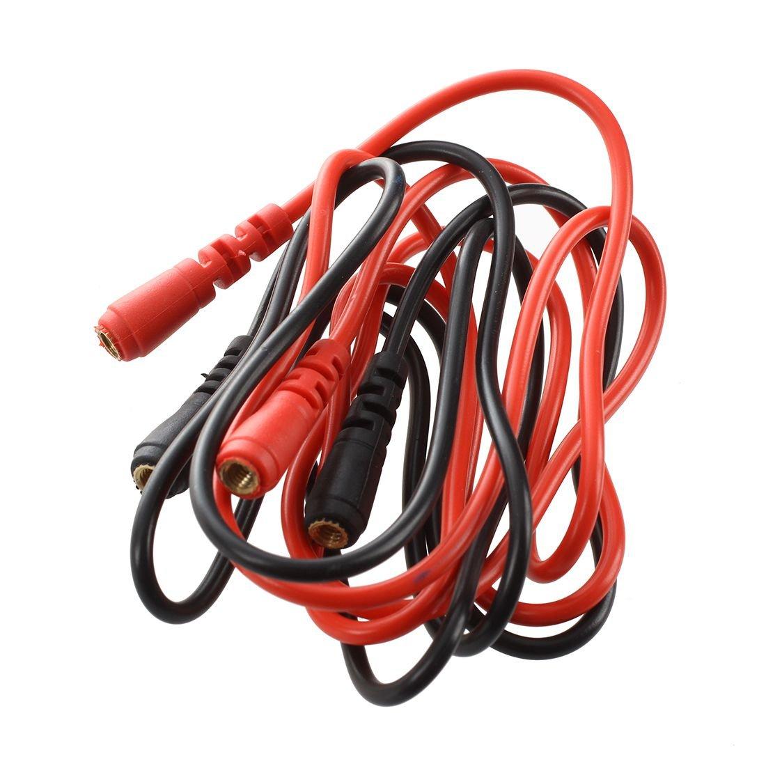 Cable de Banana Sonde de mesure de cable Cordon dessai Cordon de test Fils de Test SODIaL Multifonctions R