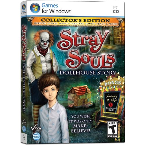 Stray Souls: Dollhouse Story - Bonus (Monster High Dolls Cost)