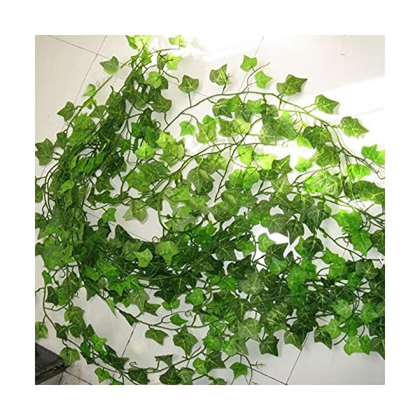FYYDNZA-24M-Artificial-Ivy-Green-Leaf-Garland-Plants-Vine-Fake-Foliage-Flowers-Home-Decor-Plastic-Artificial-Flower-Rattan-String