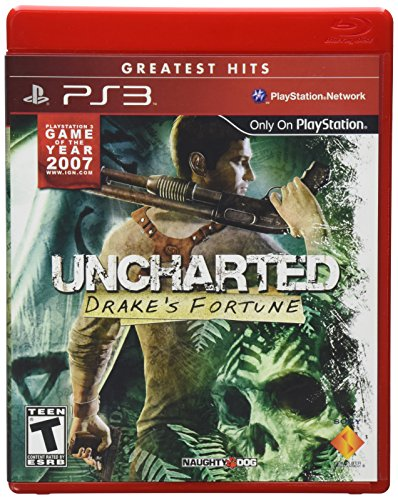 Uncharted: Drake's Fortune - Playstation - Target Grande El