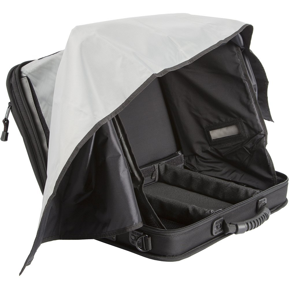 c557e3952040 i-Visor LS Pro MAG Laptop Case with Sun Hood and replaceable Tripod Mount