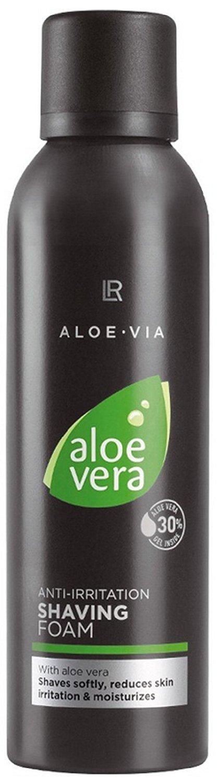 LR Aloe Vera Shaving Foam for men 200 ml 20400
