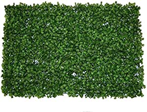 Artificial Plants Eucalyptus Leaves Wall Grass For Home Indoor/Outdoor Villa Garden Decoration, Artificial Grass - Wall Decor