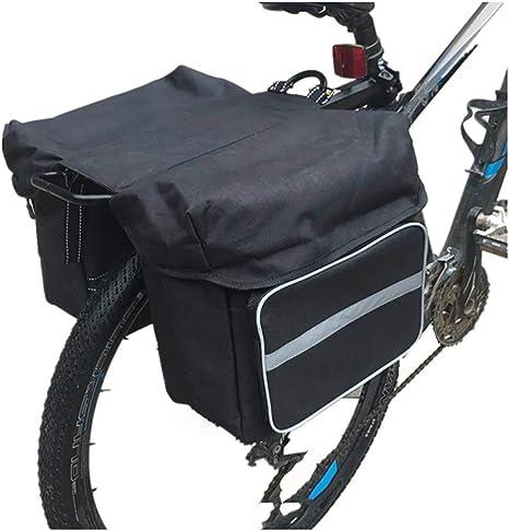FDSEQ Bolsa Grande para Bicicletas Bolsa de Bicicleta de montaña ...