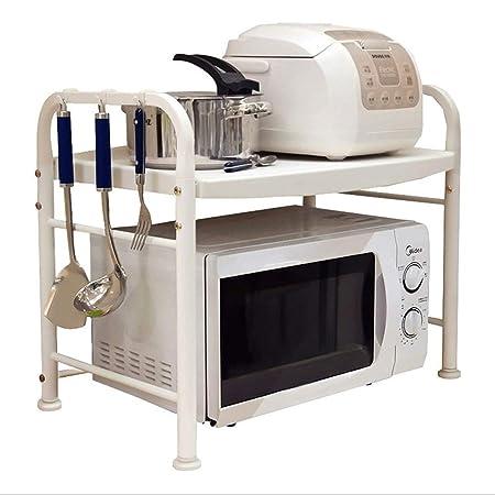 Almacenaje de utensilios de cocina Cocina Tray de microondas ...