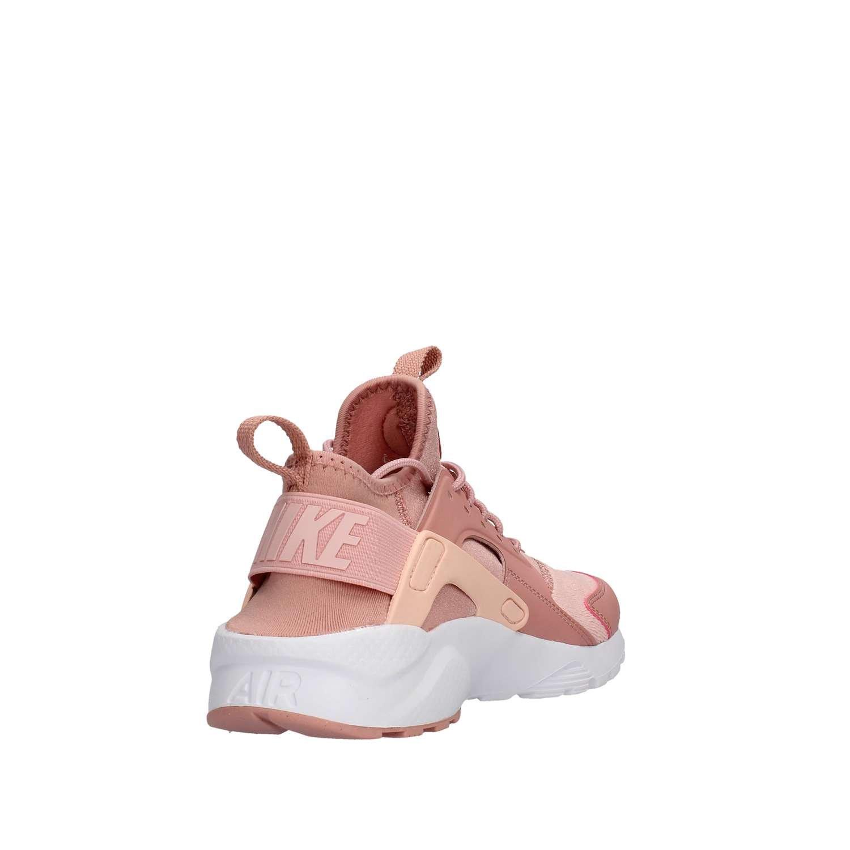 Nike Air Huarache Run Ultra Se (GS), (GS), (GS), Scarpe da Ginnastica Basse Donna Multicolore (Rust Pink/Storm Pink/White 001) 43beb0