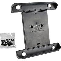 RAM Mount RAM-HOL-TAB3U iç mekan Pasif Siyah tutacak–Tutacağı (Tablet/UMPC, iç mekan, Pasif Tutucu, siyah, Apple iPad 1–4Wide, 196,8mm)