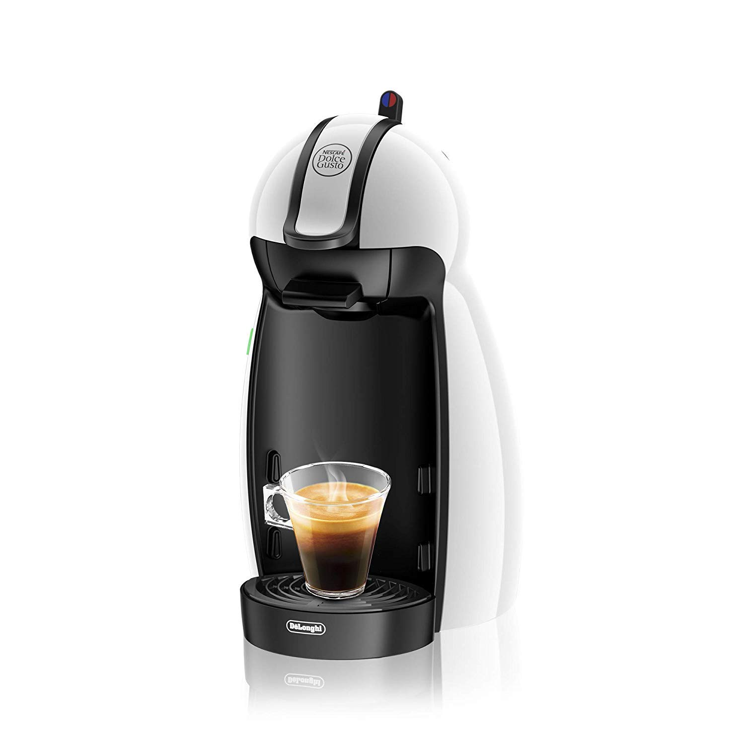 Nescafe Dolce Gusto cafetera, 1460 W, 0.6 litros, Acero Inoxidable ...