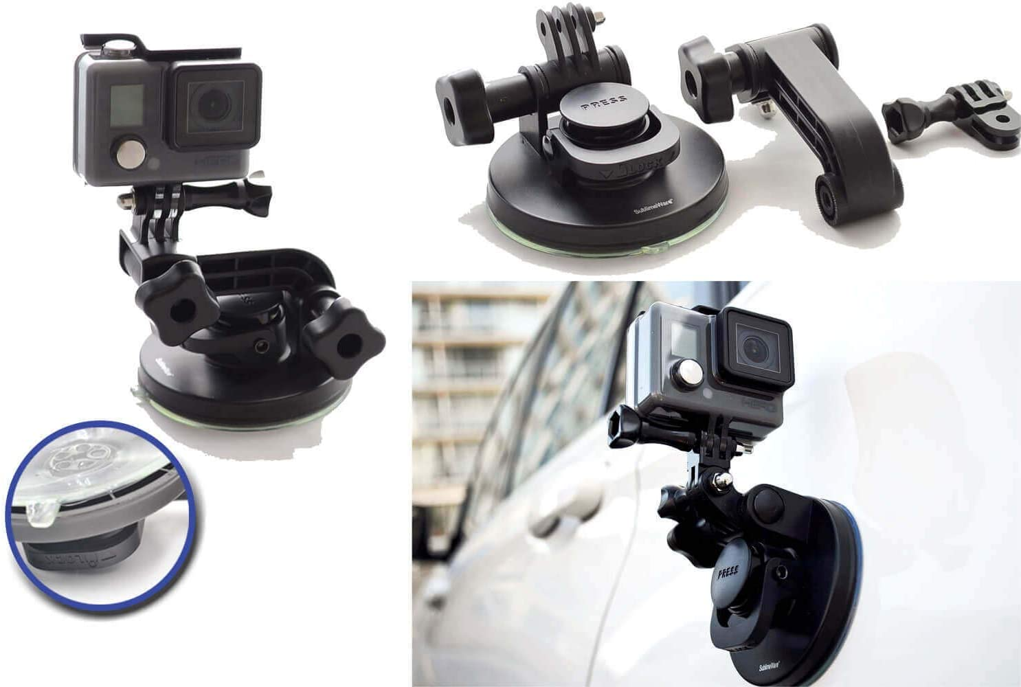 SublimeWare GoPro Mount