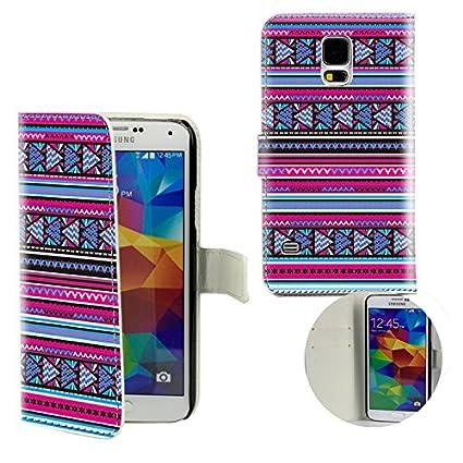 Xtra-Funky Funda Compatible con Samsung Galaxy S5 (i9600 ...