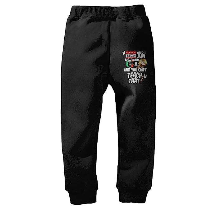 Kids My Name Is Enzo Amore Sweat Pants Jogger Sweatpants Amazonca
