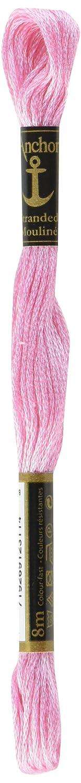 Anchor Six Strand Embroidery Floss 8.75 Yards-Beauty Rose Very Light (並行輸入品) B0033PF5MM