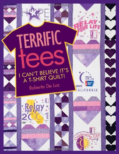Terrific Tees Believe T Shirt Quilt product image