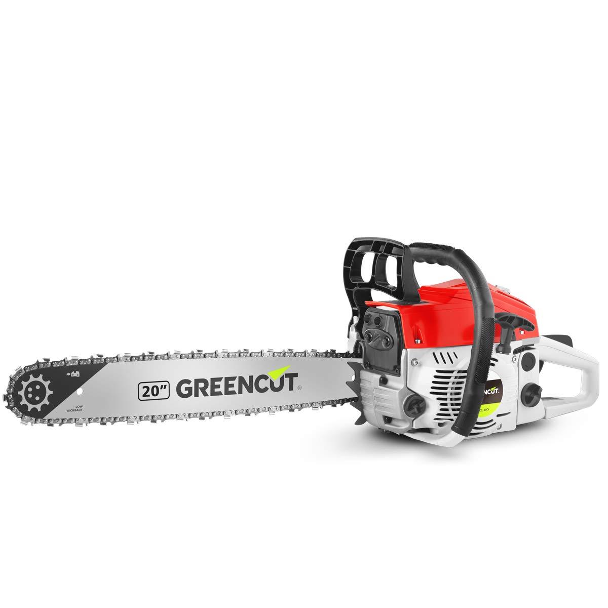 Greencut GS6200 20 - Motosierra de gasolina product image