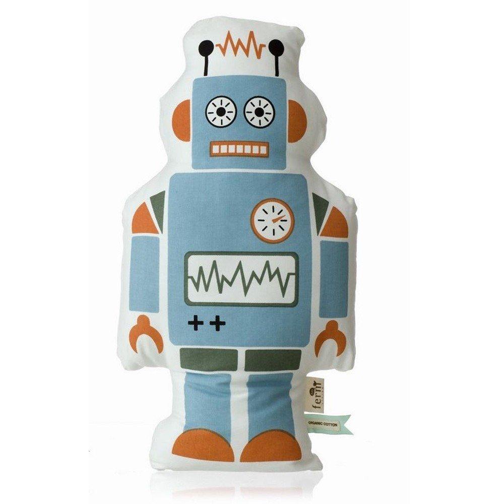 Ferm Living Cojin Robot Large: Amazon.es: Juguetes y juegos