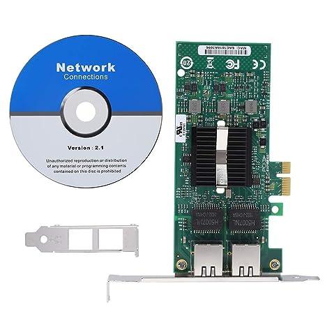 Tarjeta de Red inalámbrica, Intel 82575EB / GB Tarjeta de ...