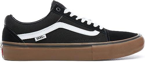 Vans Old Skool Pro Black/White/Medium