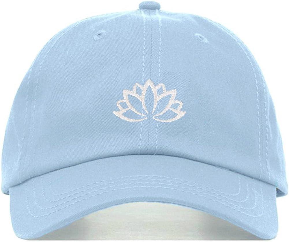 Lotus Flower Baseball Hat...