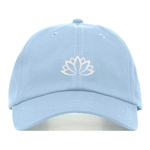 Lotus Flower Dad Hat ce4e5f99b163