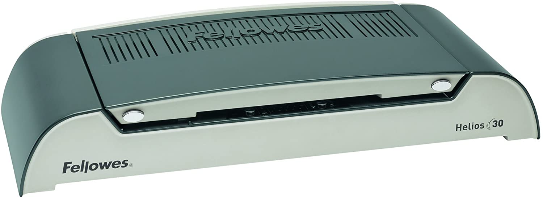 Fellowes Binding Machine Helios 60 Thermal (5219501), Platinum/Graphite : Electronics